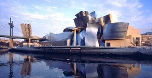 El Museo Guggenheim de Bilbao es un referente para Juan Antonio.