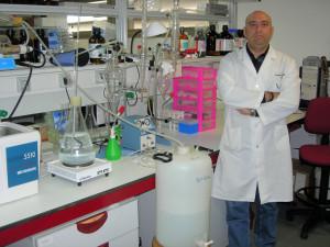 El doctor Francisco Navarro, responsable de la spin off.
