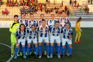 Las chicas del equipo han conseguido grandes logros esta última temporada 2014/2015.