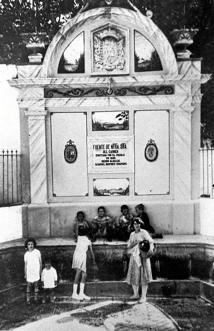 El primer documento que se dio a conocer estaba relacionado con la Fuente de Doce Caños, aprovechando su 125 aniversario.