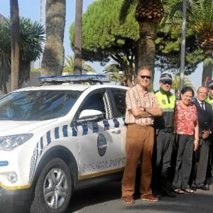 Los tres vehículos mejorarán las condiciones de trabajo de la Policía Portuaria.