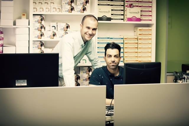 Javier y Abraham son dos informáticos onubenses.