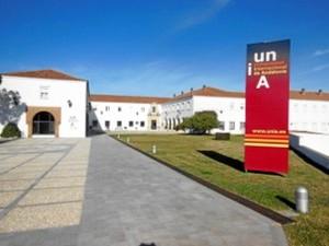 Campus de La Rábida de la Unia.