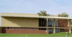 Sede de la empresa pública ubicada en Aljaraque.