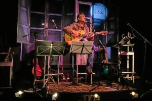 Un concierto de Nicolás Capelo.