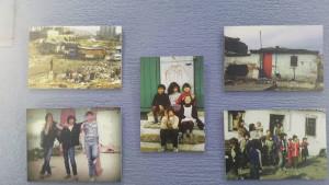 Imagen de algunas de las obras.