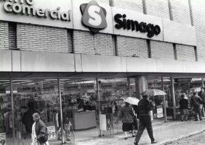 Simago, situado en la Plaza de las Monjas. / Imagen cedida por Diego Lopa.