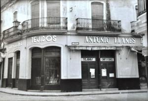 Tejidos Llanes. / Imagen cedida por Diego Lopa.