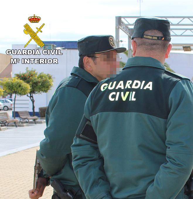 La Guardia Civil ha detenido a un varón como presunto autor de un delito de robo con fuerza.