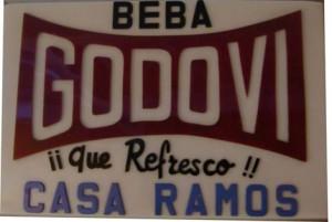 Años en los que se bebía Godovi. / Imagen cedida por Diego Lopa.