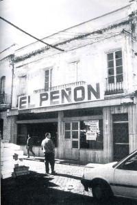 Restaurante 'El Peñón'. / Imagen cedida por Diego Lopa.