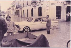 El muy recordado 'Casa Calvo'. / Imagen cedida por Diego Lopa.
