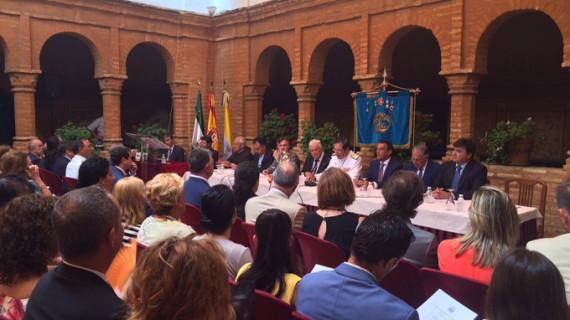 La creación de una sede del Museo Whitney en Huelva marca los actos del 3 de agosto en La Rábida