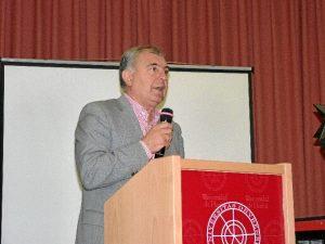 Juan Manuel Díaz del Valle ha sido gerente de AIQBE desde 1993.