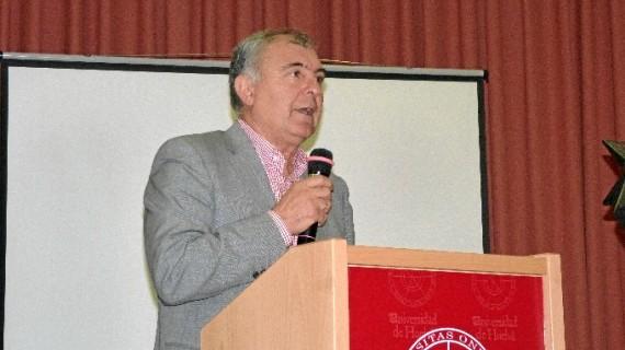 Juan Manuel Díaz del Valle, cuatro décadas unido a la industria de Huelva