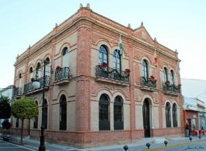 Ayuntamiento de San Juan del Puerto.