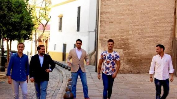 El compás de Calle Botica llega al Club de Tenis de Punta Umbría