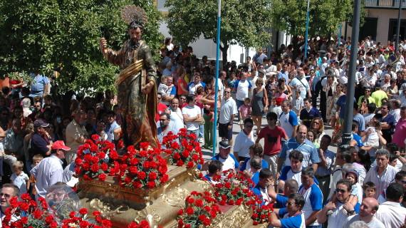 Beas inicia este jueves sus fiestas patronales y capeas en honor de San Bartolomé