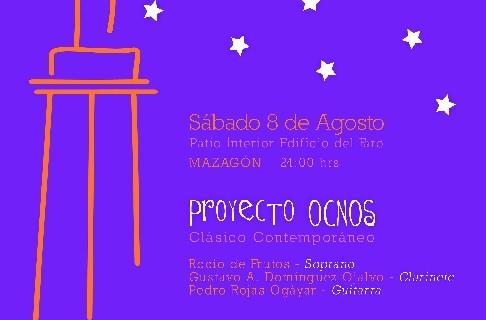 Música clásica contemporánea para la segunda sesión de 'Noches del Faro' en Mazagón