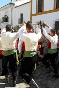 Los festejos están registrados y documentados en el Atlas del Patrimonio Inmaterial de Andalucía. /Foto: IAPH.