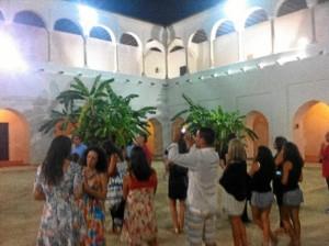 Las visitas atraen hasta Moguer a turistas llegados de todo el país.
