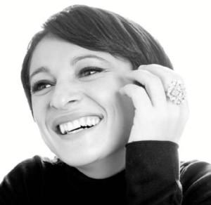 La cantante Lucía Pellegrino.