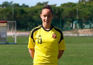Sampalo alternará la portería con Sara Serrat.