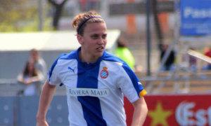 Martina Capelli es mediocentro defensivo, nacida en la localidad italiana de Parma.