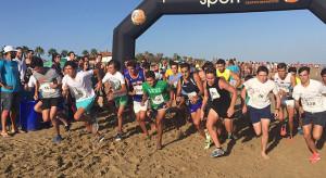 La XV Milla Mojada de Islantilla contó con una participación de 250 atletas.