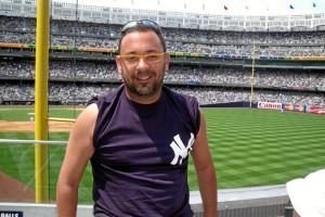 Pablo, en Nueva York.