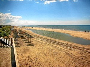 La Antilla se convierte en la playa más accesible de la comunidad andaluza.