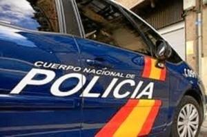 Detenido por la Policía Nacional.