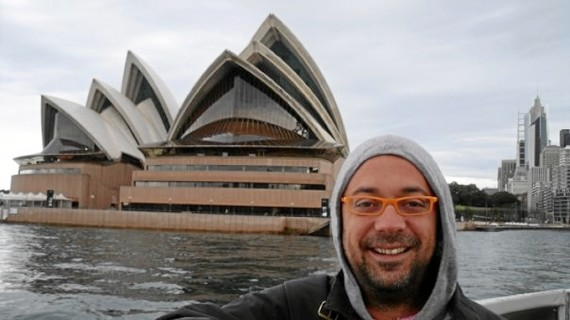 Pablo González, un profesor y empresario onubense que ha recorrido los cinco continentes