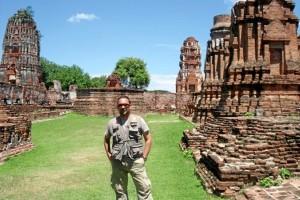 Pablo, en Tailandia.