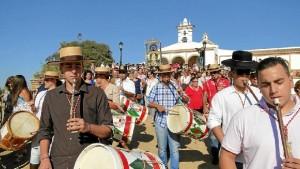 Una tradición de cada mes de agosto en Moguer.