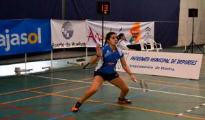 Los primeros pasos de Carolina Marín los dio en el Club Bádminton La Orden.