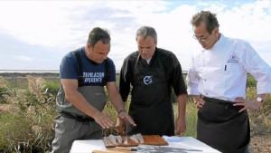 Estará acompañado por el chef japonés Toshio Tsutsui.