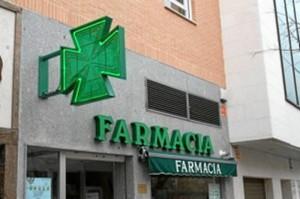 Farmacias de Huelva.