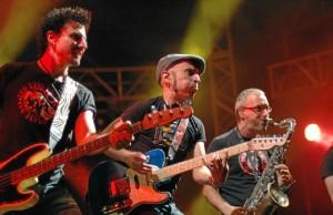 Fito & Fitipaldis estarán acompañados en Huelva por Los Zigarros.