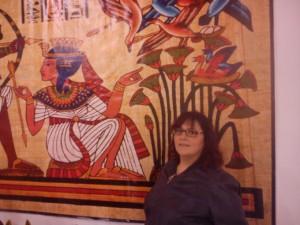 Manoli Naranjo es la promotora de 'La mirada de Horus'.