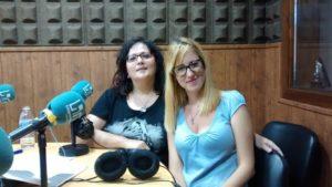 Manuela y Viky Almansa.