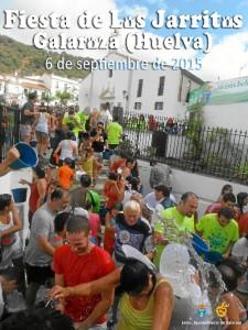 La fiesta de los 'Jarritos' se celebrará el próximo 6 de septiembre.