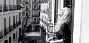 Marta Sánchez presenta su nuevo disco, '21 días', en Huelva.