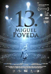 Cartel del documental de Miguel Poveda.