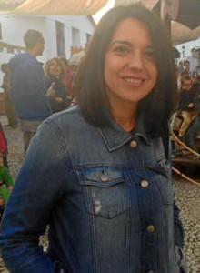 Nieves Medina es la arqueóloga municipal de Aroche y directora del Festival de Diana.