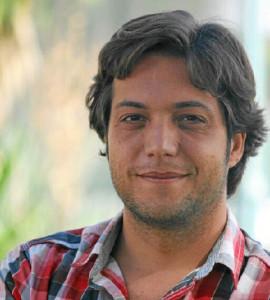 El realizador onubense Paco Ortiz.