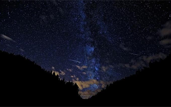 El mejor momento para ver las 'Perséidas' será el 112 de agosto.
