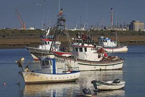 Imagen de archivo de Punta Umbría.