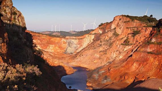 Las minas de Tharsis y Marte comparten el mineral 'La Goethita', que puede demostrar que hay vida en el planeta rojo
