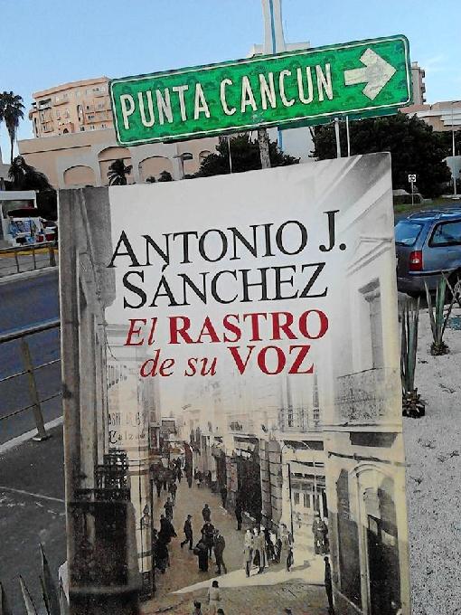 La novela del onubense ha llegado a Cancún.